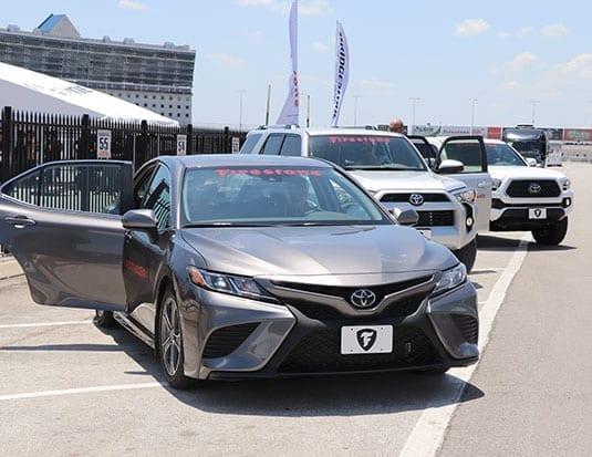Bridgestone Introduces Four New Tire Lines