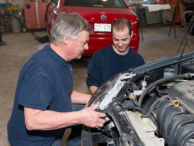 Fix Auto Rimouski profitera bientôt d'un système de relève temporaire, mis en place par le bureau chef.