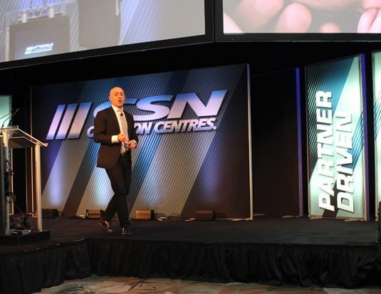 : In The Checklist of Champions, Mike Lipkin delivered a truly inspired address.