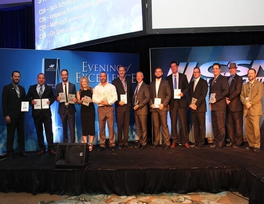 Evening of Excellence celebrated the achievements of CSN Members who continuously set a higher standard.