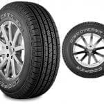 Cooper Discoverer SRX Now Original Equipment for Mercedes
