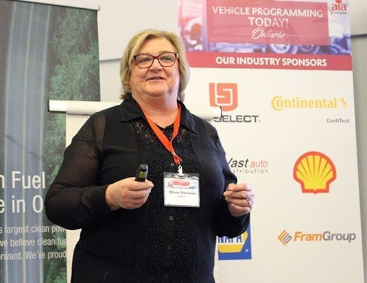 AIA Hosts Vehicle Programming Class at Plug 'N Drive Centre