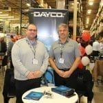 Dayco Relocates Eastern Warehouse