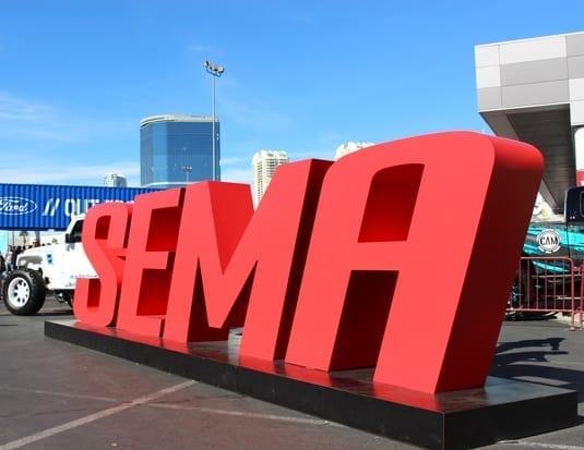SEMA 2019 : c'est bientôt !