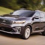 2019 Kia Sorento Test Drive: Moving Up