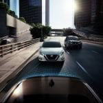 Nissan Recognized for Safety Technologies