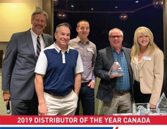 Color Compass Named Distributor of the Year by Pro Spot