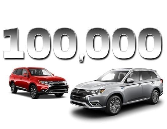 mitsubishi celebrates sales milestone  autosphere