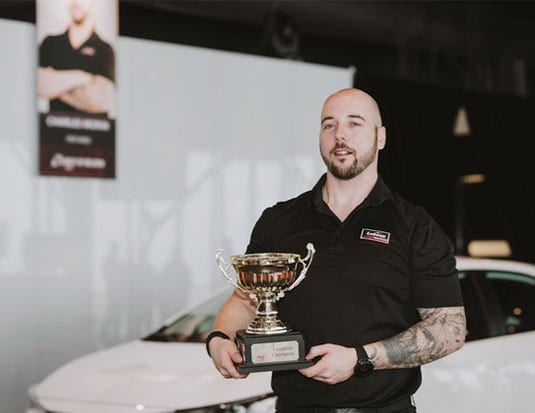 Ottawa Technician Named Winner of Best of Belron