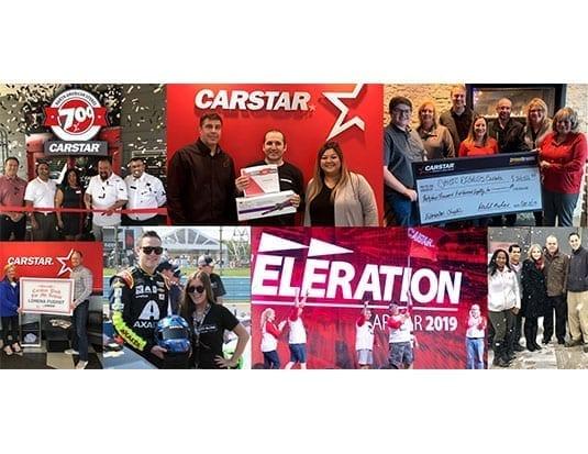 CARSTAR conclut l'année de célébrations marquant son anniversaire