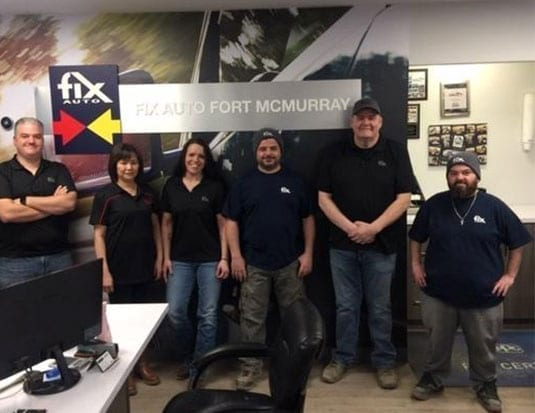Fix Auto Welcomes New Facility in Alberta to Its Family