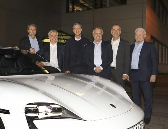 Porsche MHP Munich Re
