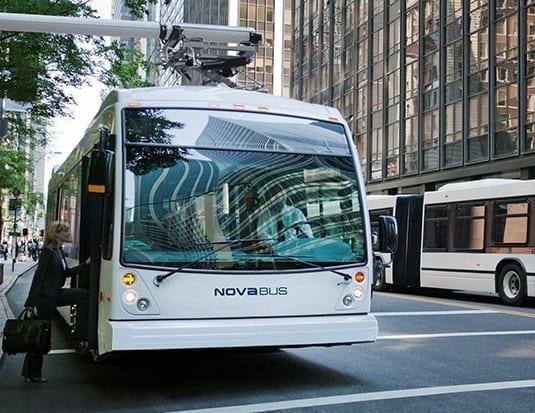 Greener Transit