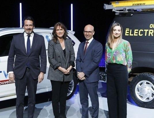 Québecor Électrification