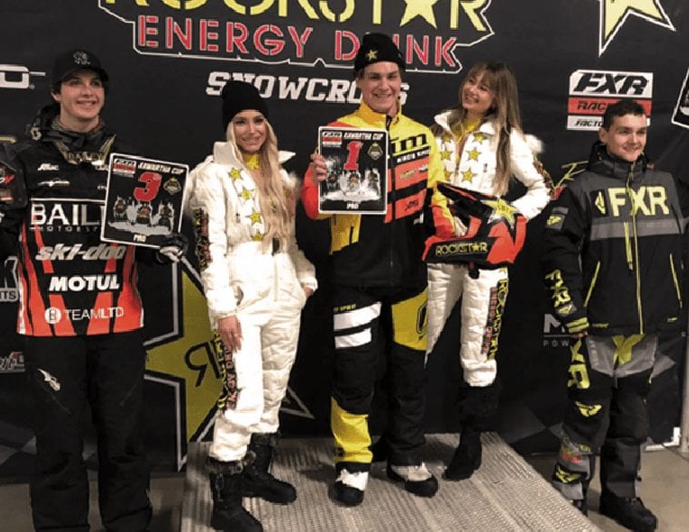 Car Care Business, Huw Evans, Dayco, CSRA, Dayco RPX, winning sleds, podium finishes