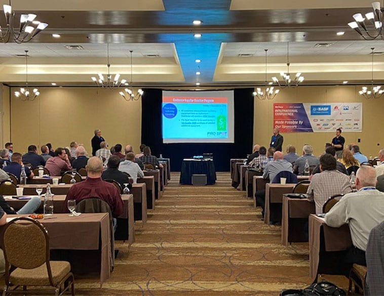 Color Compass, Wesco Group Conduct Inaugural International Conference