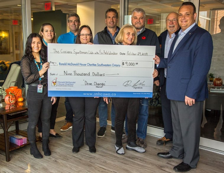 Fix Network Raises Record Amount for RMHC in 2019