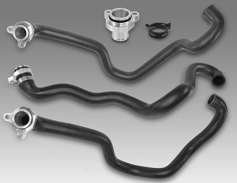 New Rein Automotive Thermostat Hoses for BMW