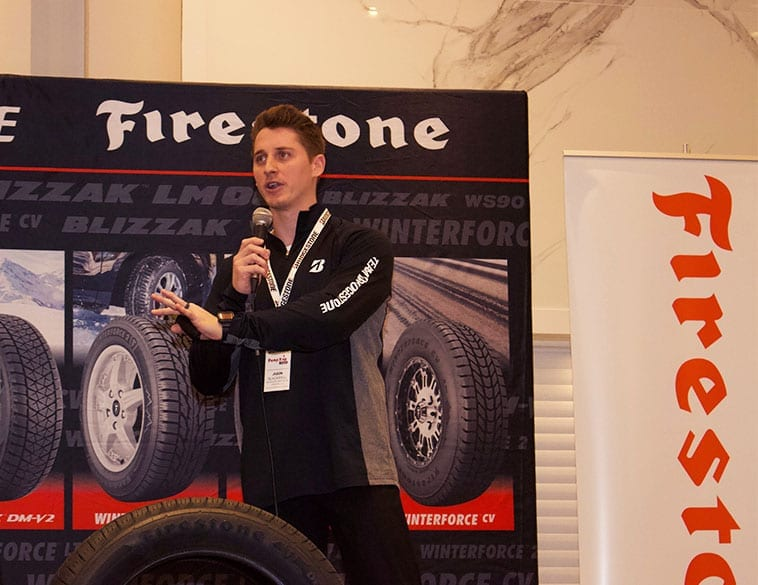 Bridgestone Announces 2020 Product Lineup