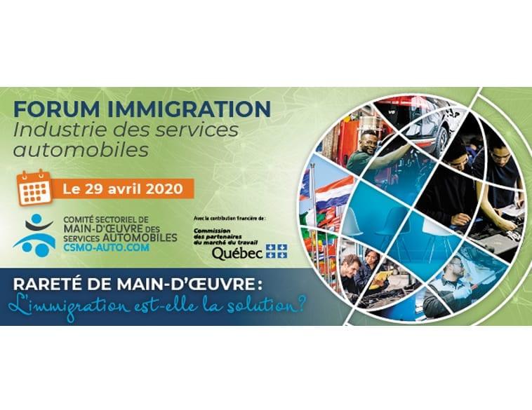 CSMO-Auto Forum Immigration