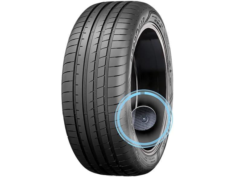 Goodyear pneus intelligents connectés
