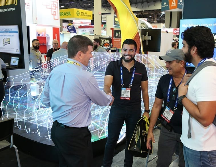 Attendees Give Top Rating to AAPEX