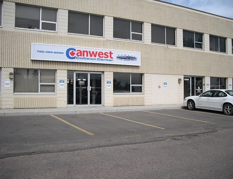 Official Certification for Canwest Collision Center