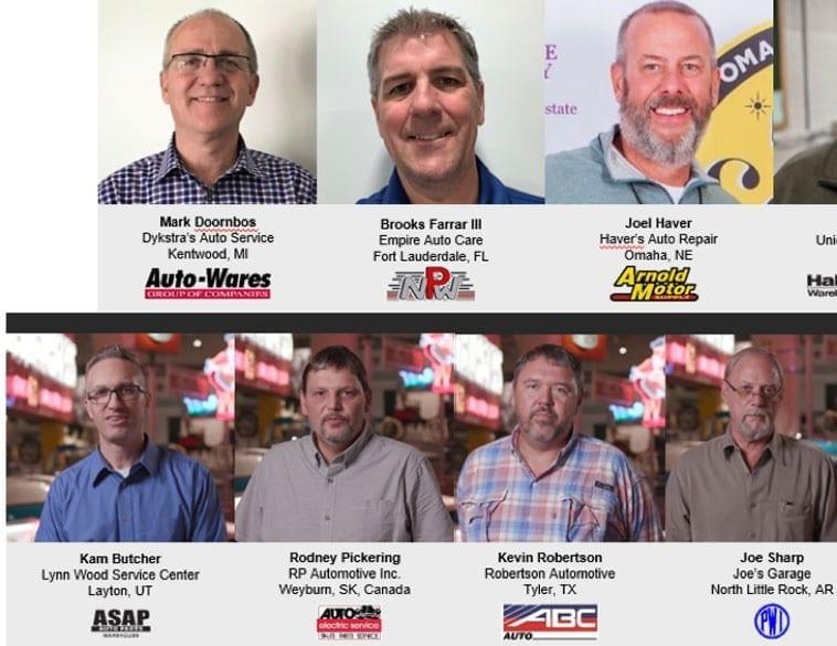 Shop Owner Panelists (Photo : Auto Value)