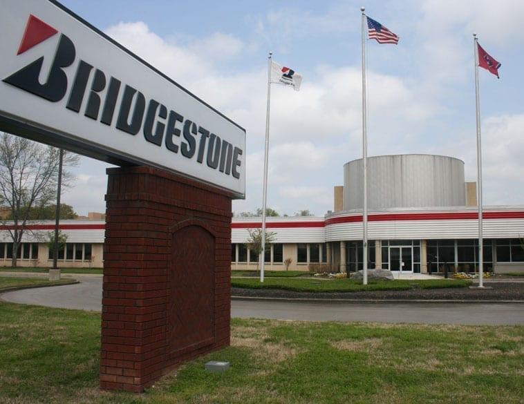 Une des usines de pneus de Bridgestone Americas (Photo : Bridgestone Americas)