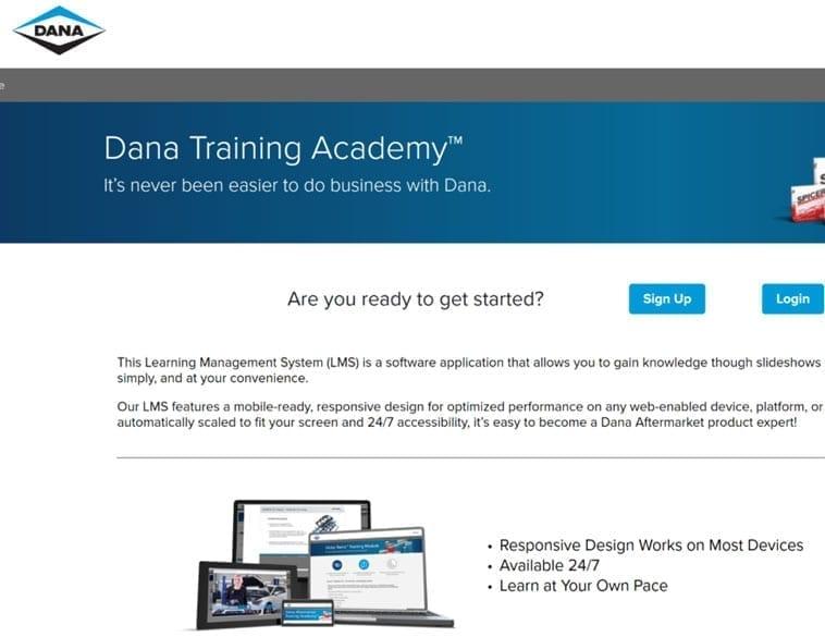 training, free, interactive, online, automotive, professionals