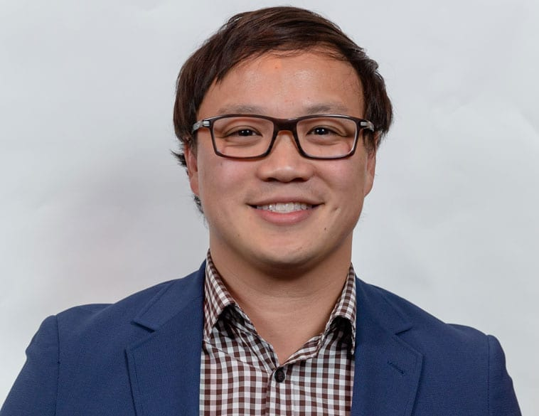 Derek Suen, Manager R&D/New Product Development at Dorman Products, wins the 2020 AIA Canada Young Leader Award.