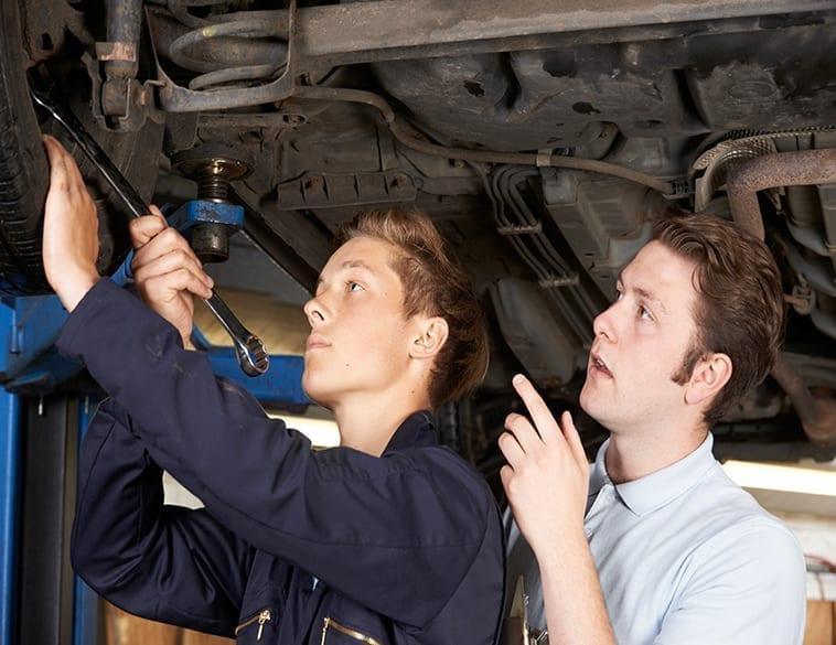 CarCare Business, ASE, S/P2, technician shortage, mentorship, structured learning, shop productivity, automotive service providers, Kyle Holt