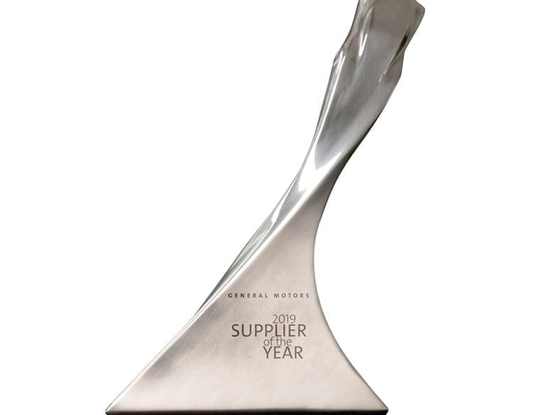 recognized, honoured, supplier, award, needs, exceed