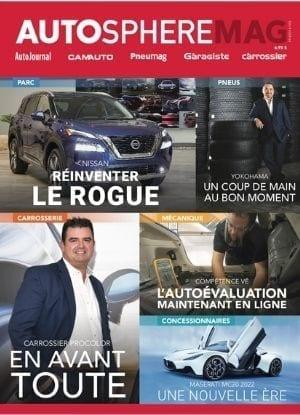 couverture autosphere mag décembre 2020
