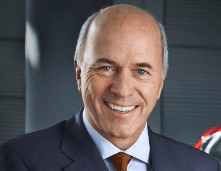 Carl-Peter Forster leddar tech board of directors