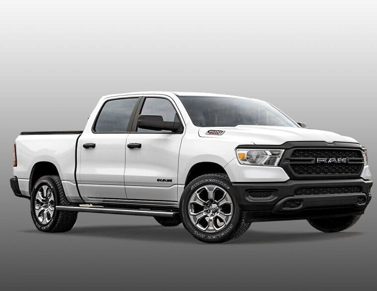 new 2021 Ram 1500 HFE model