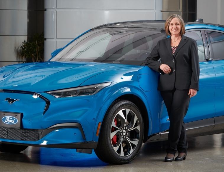 Bev Goodman Ford Canada president and CEO
