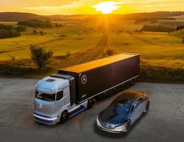 Daimler Trucks Mercedes-Benz