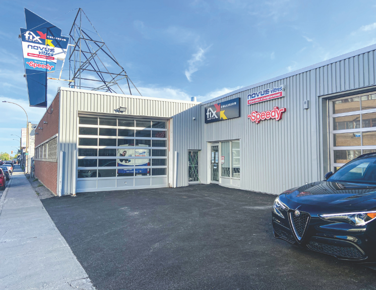 Supercentre Auto Fix Iberville-Rosemont