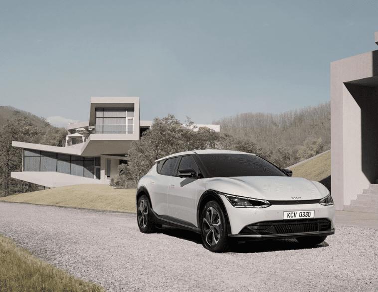 New 2021 EV6