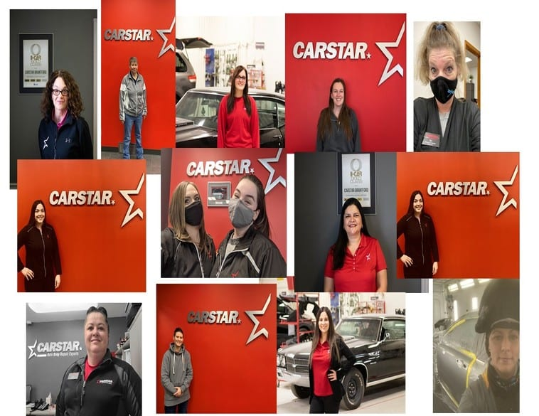 CARSTAR International Women's Day 2021
