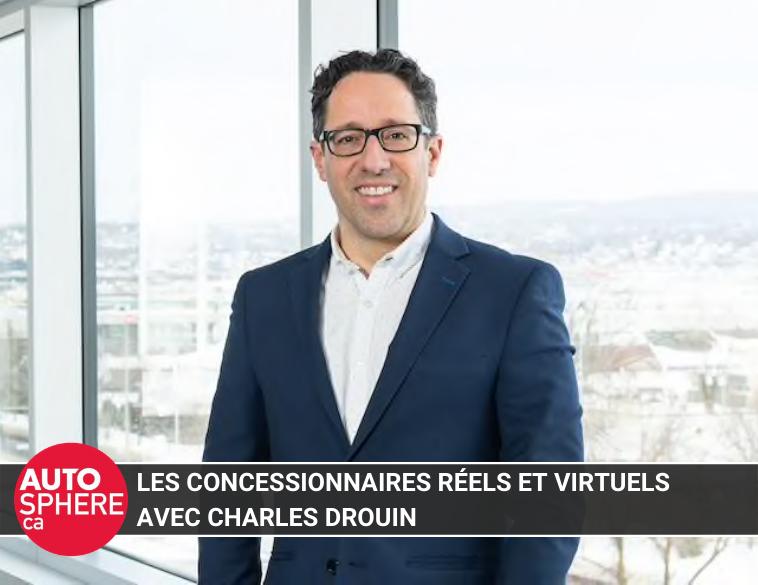 Charles Drouin mobilis