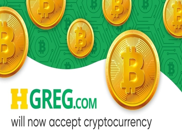 HG Grégoire accepts cryptocurrency