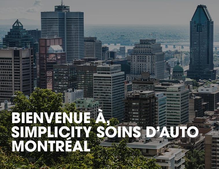 Simplicity Soins d'auto Montréal-Nord