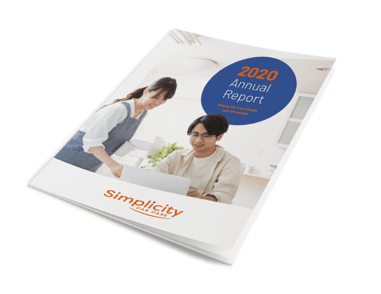 Simplicity Car Care annual report 2020