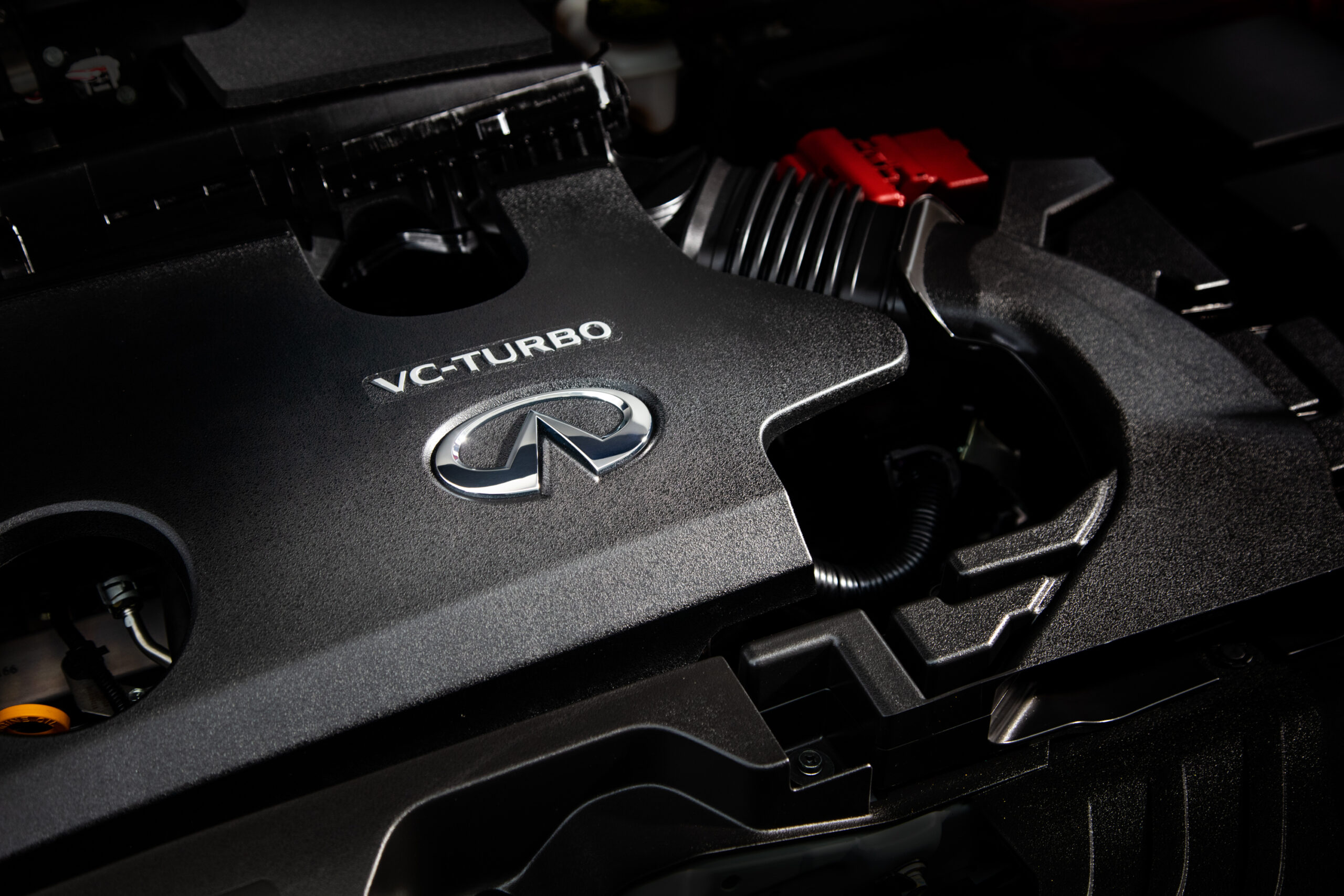 2022 Infiniti QX55 engine