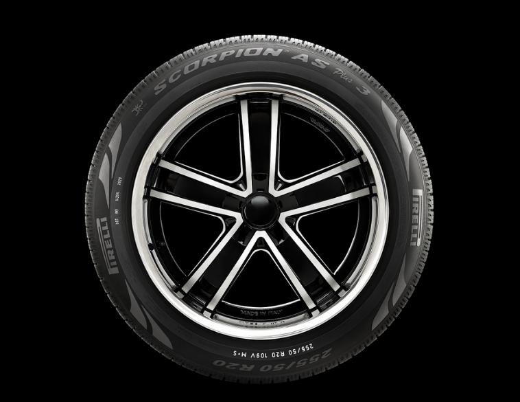 Pirelli Scorpion AS Plus 3