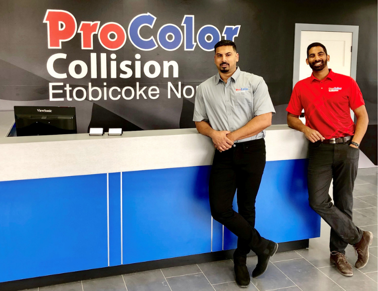 ProColor Collision Etobicoke North