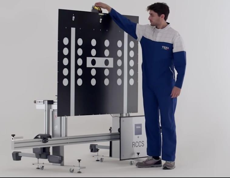 calibration diagnistic electronique