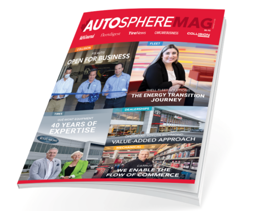 autosphere mag June 2021 cover